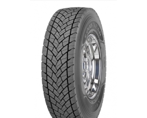 205/75R17.5 GOODYEAR KMAX D 124M126G 3PSF